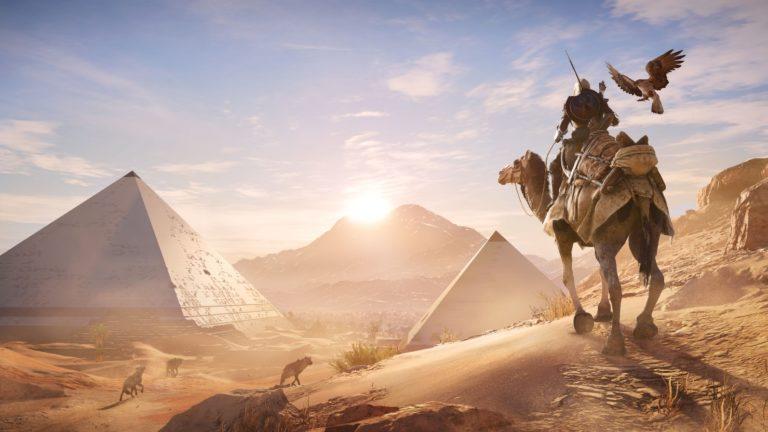 Полное дерево развития в Assassin's Creed: Origins